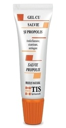 Gel cu Salvie si Propolis - Tis Farmaceutic