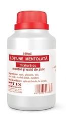 Lotiune mentolata - Tis Farmaceutic