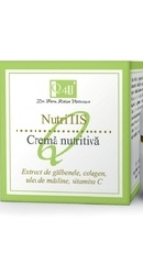 Nutritis Crema Nutritiva pentru Noapte - Tis Farmaceutic