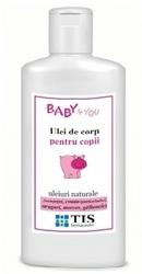 Baby4You Ulei de corp pentru Copii - Tis Farmaceutic