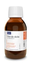 Ulei de ricin cu Vitamina A – Tis Farmaceutic