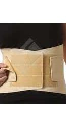 Centura elastica de fixare cu insertii semirigide reglabila - Tonus Elast
