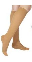 Ciorapi 3-4 LUX cu varf grad II de compresie - Tonus Elast