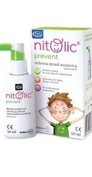 Nitolic Prevent Plus Spray impotriva paduchilor - Top Pharma