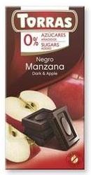 Ciocolata neagra cu mere - Torras