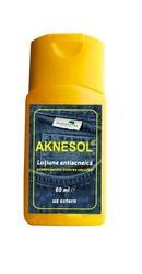Aknesol Lotiune antiacnee - Transvital Cosmetics
