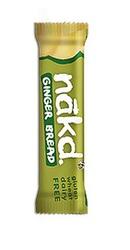 Baton cu ghimbir Raw-Vegan  - Nakd