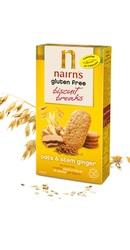 Biscuiti cu ghimbir Fara gluten - Nairns