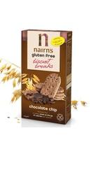 Biscuiti cu ciocolata Fara gluten - Nairns