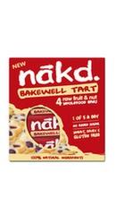 Batoane Bakewell Tart Multipack - Nakd