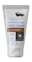Crema maini bio cocos - Urtekram