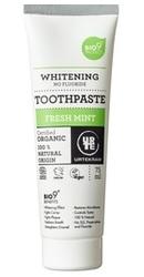 Pasta dinti bio Fresh Mint pentru albirea dintilor - Urtekram