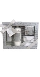 Set de cosmetice Signature Silver - Village Cosmetics