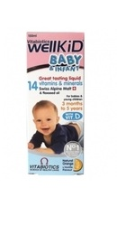Wellkid Baby si Infant - Vitabiotics