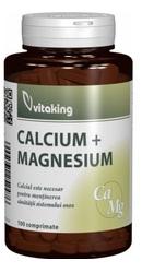 Calciu Magneziu - Vitaking