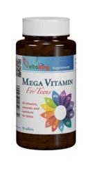 Multivitamine Mega Vitamin for Teens - Vitaking