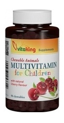 Multivitamine pentru copii  - Vitaking