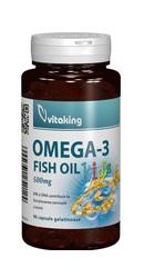 Omega 3 natural pentru copii  - Vitaking