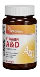 Vitamina A si D - Vitaking