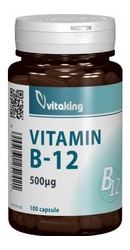 Vitamina B12 - Vitaking