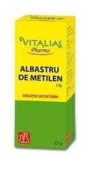 Albastru de metilen - Vitalia Pharma