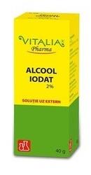 Alcool Iodat - Vitalia Pharma