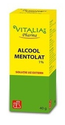 Alcool Mentolat - Vitalia Pharma