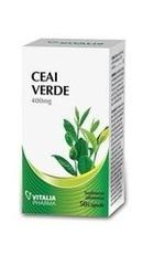 Ceai verde - Vitalia Pharma