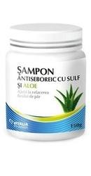 Sampon antiseboric cu aloe - Vitalia Pharma