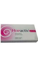 Herpactiv Solutie pentru herpes genital - Vitrobio