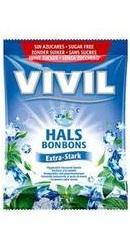 Bomboane Extra Stark cu vitamina C - Vivil
