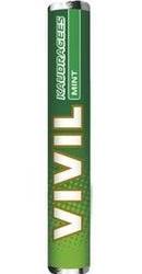Drajeuri gumate cu aroma de menta - Vivil