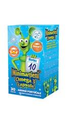 Minimartieni capsule Omega 3 - Walmark
