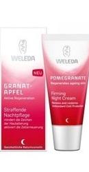 Crema regeneranta de noapte cu rodie -  Weleda