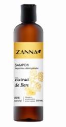 Zanna Sampon impotriva caderii parului cu extract de Bere - Smart Nutraceutical