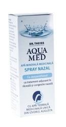 Aquamed Spray Nazal cu Apa Termala pentru adulti - Zdrovit