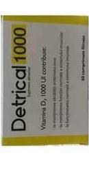 Detrical 1000 UI - Zdrovit