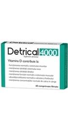 Detrical Vitamina D 4000UI - Zdrovit