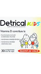 Detrical Kids Vitamina D3 400ui - Zdrovit