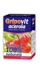 Gripovit Acerola de supt -  Zdrovit