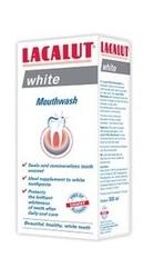 Lacalut White Antiplaque Apa de gura - Zdrovit