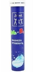 Magneziu Forte + Vitamina B6 Efervescent