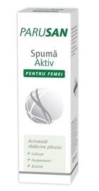 Parusan Spuma aktiv pentru femei - Zdrovit