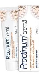 Proctinum crema - Zdrovit
