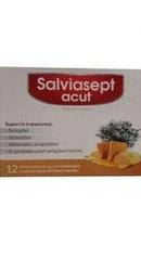 Salviasept Acut cu lichen islandez - Zdrovit