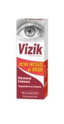Vizik Picaturi pentru ochi iritati si rosii -  Zdrovit