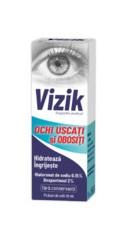 Vizik Picaturi pentru ochi uscati si obositi - Zdrovit