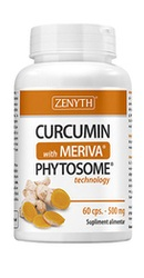 Curcumin with Meriva - Zenyth