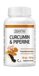 Curcumin Piperine - Zenyth