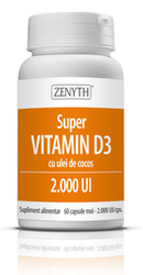 Super Vitamin D3 - Zenyth